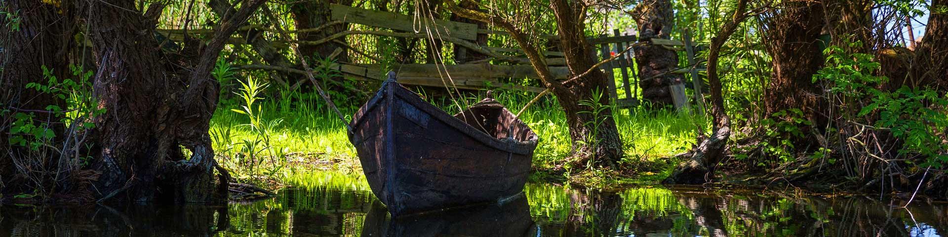 Natura in Delta Dunarii