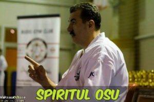 Program Team Building Spiritul Osu