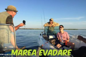 Program Team Building Marea Evadare