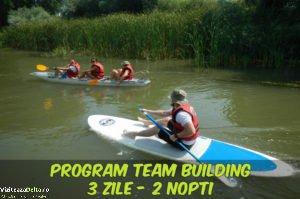Program Team Building 3 zile - 2 nopti