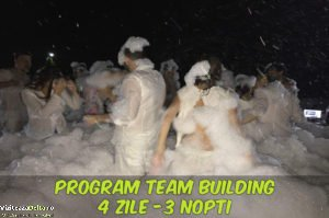 Program TeamBuilding 4 zile - 3 nopti