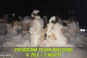 Program Team Building 4 zile - 3 nopti