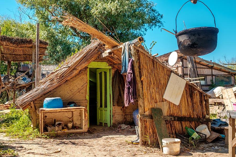 Casa traditionala in Jurilovca