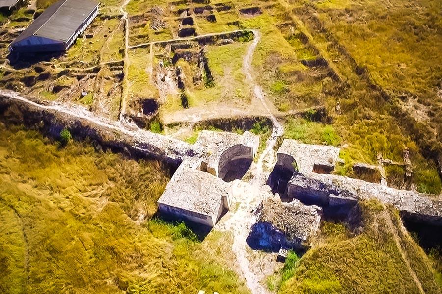 Cetate medievala Delta Dunarii