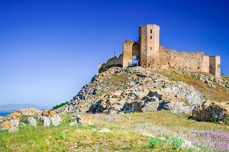 Cetatea Enisala Dobrogea