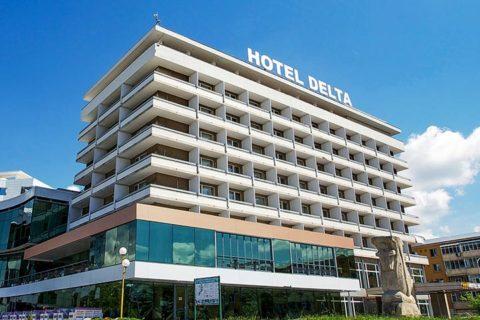 Hotel Delta 3 stele in Tulcea