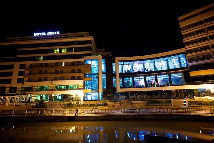 Hotel Delta Tulcea - Delta Dunarii