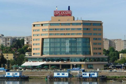 Hotel Esplanada Tulcea - Delta Dunarii