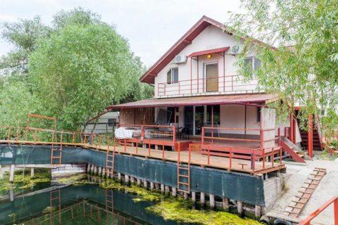 Vila Irina Crisan - Delta Dunarii