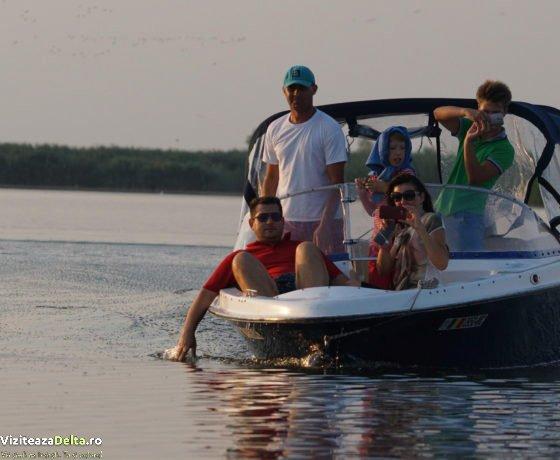 Excursii Delta Dunarii