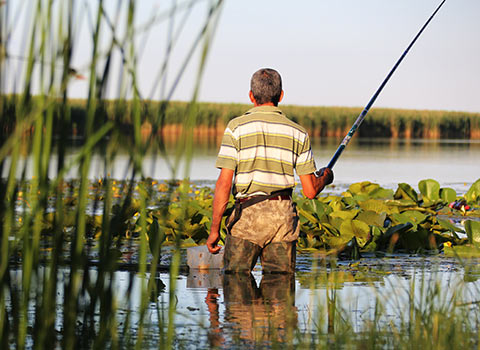 Pescuit in Delta 4 nopti 5 zile
