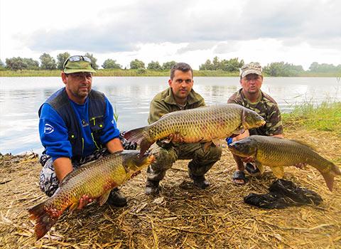 Fishing in Danube Delta - 4 days 3 nights