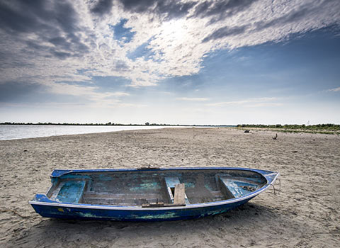 Plajele Deltei