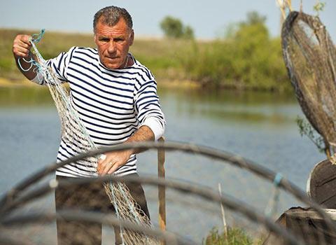Старшее поколение в Дельте Дуная