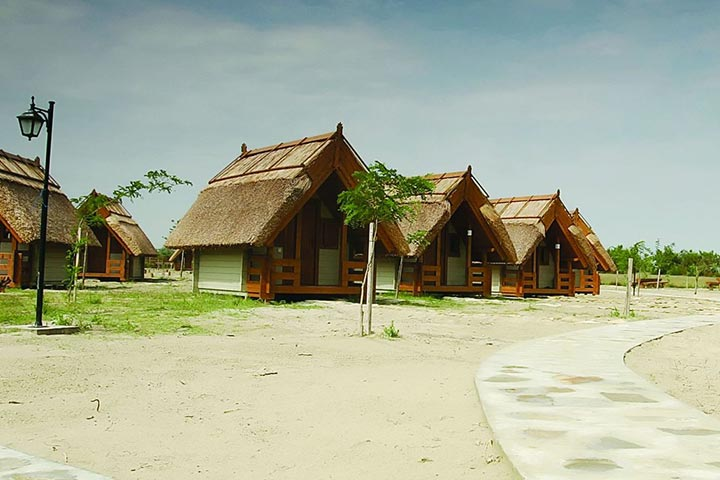 Camping Green Dolphin 3*