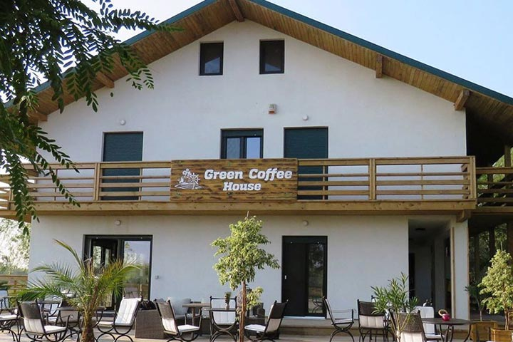 Green Coffee House