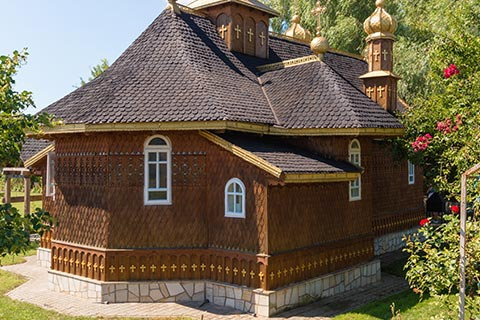 Excursie la Manastirea Stipoc
