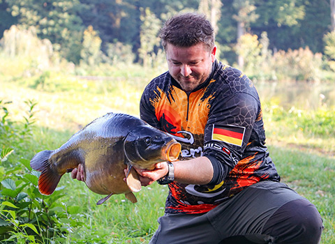 pescuitul la crap in Delta Dunarii