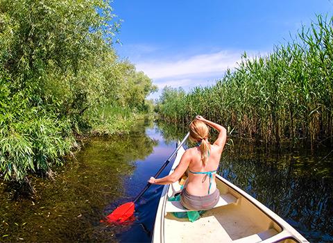 Activitati in Delta Dunarii