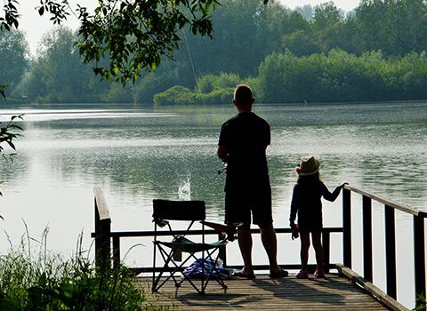 pescuit la salau in Delta Dunarii